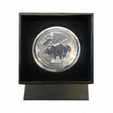 Монета Лось Канада